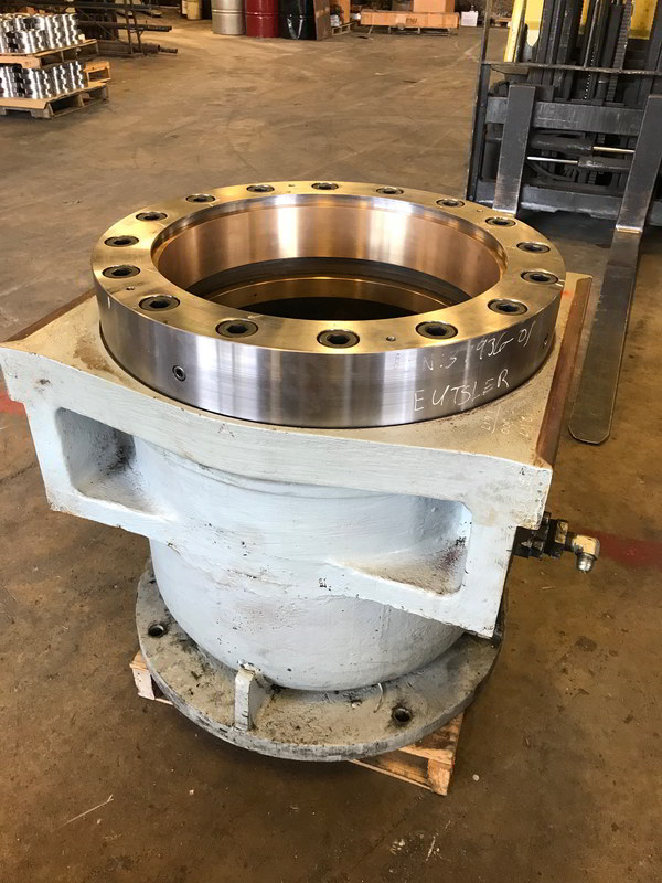 Custom Machine Parts in Houston, TX