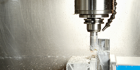 CNC & Manual Machining