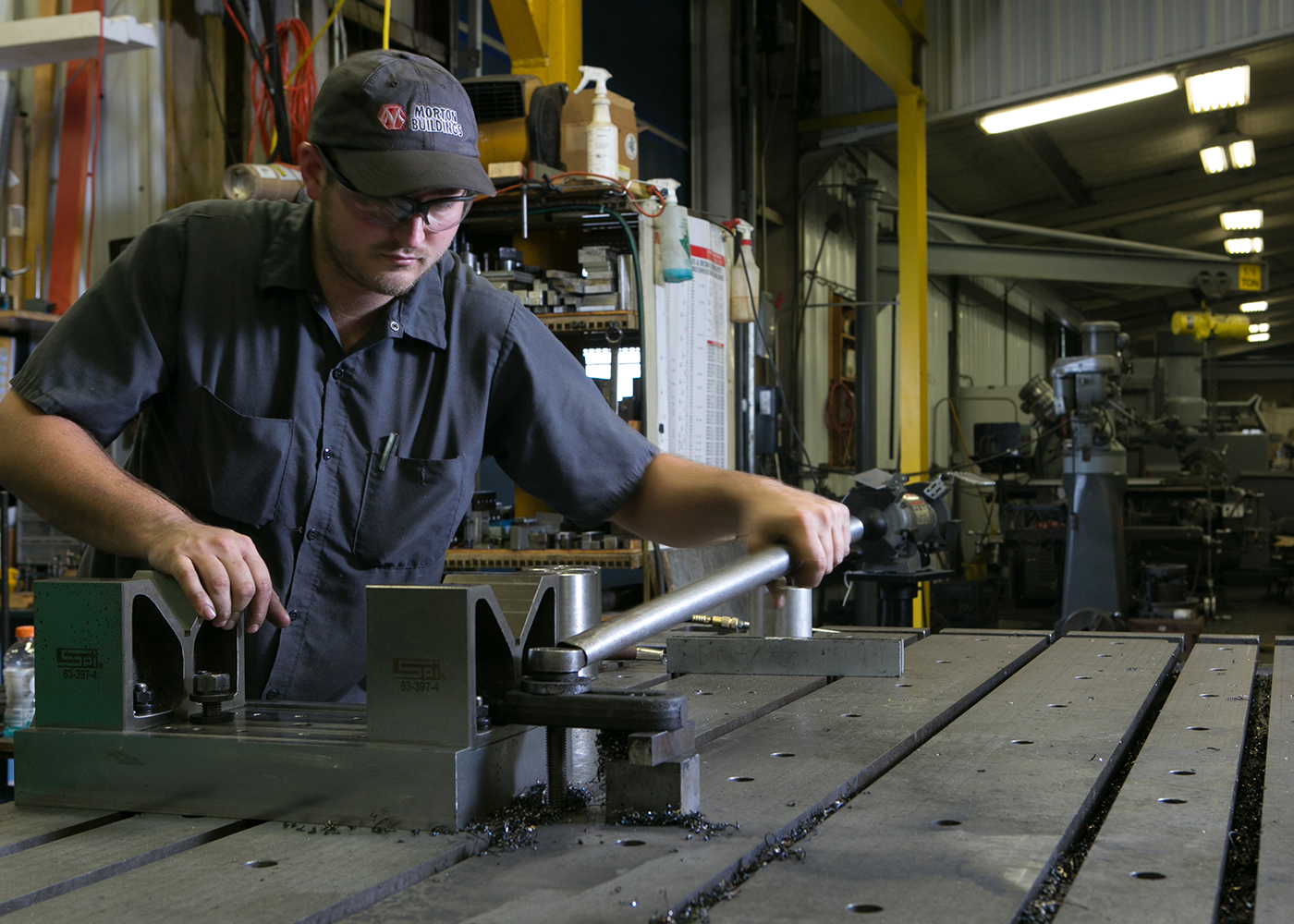 Part Repairs? Head to a Machine Shop